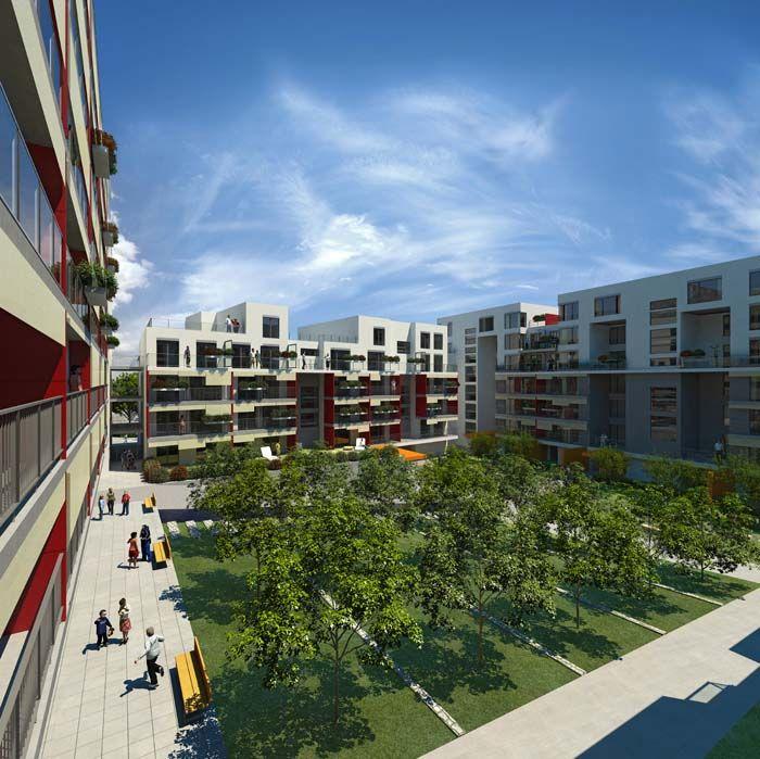 Rekordní výstavba bytů v Praze